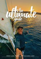 The Ultimate Guide Taupo & the Volcanic Loop, Advertising & Publishing, ninetyblack
