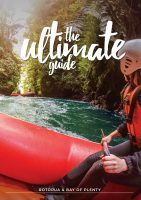 The Ultimate Guide Rotorua & Bay of Plenty, Advertising & Publishing, ninetyblack