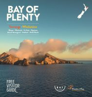 Bay of Plenty Visitor Guide, Advertising & Publishing, ninetyblack