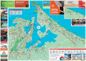 Bay of Plenty Visitor Map