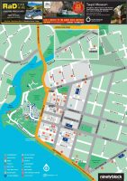 Towncentre Taupo Map