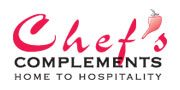 Chefs Complements, Graphic Design, Web Development, Digital Marketing, Advertising
