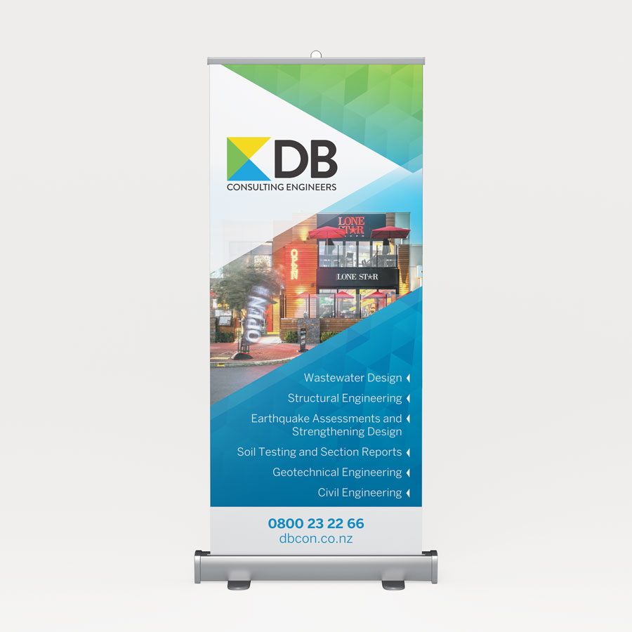 DB Consulting Engineers, Marketing, Graphic Design, ninetyblack