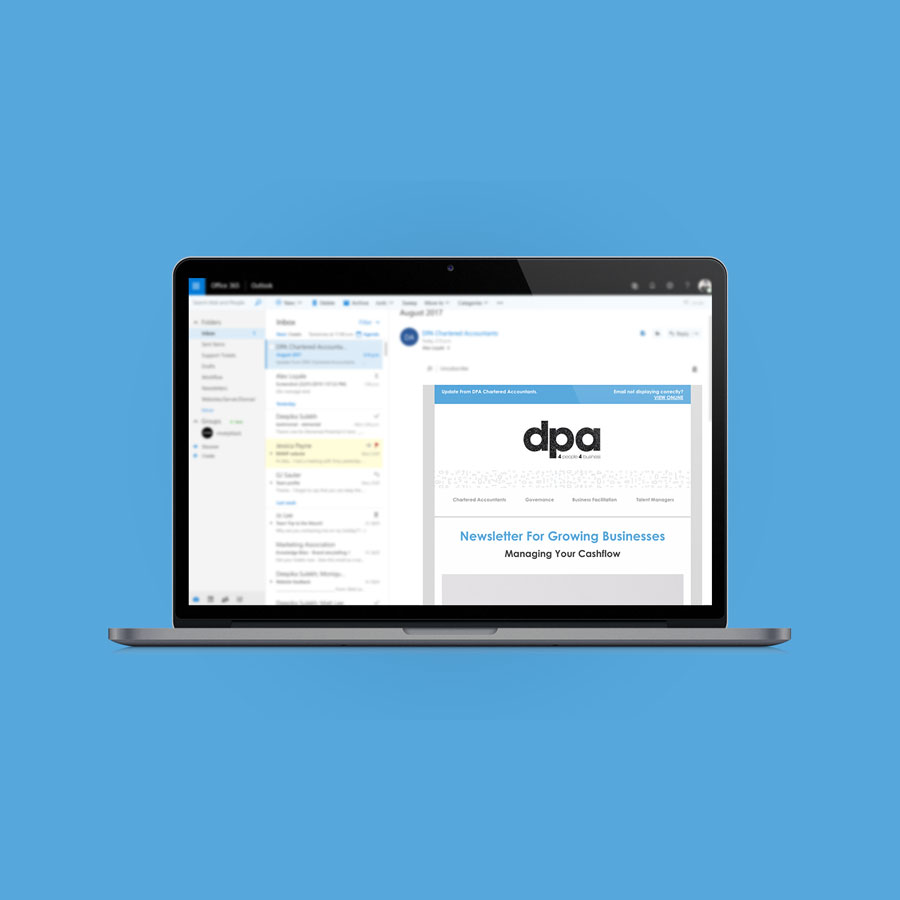 DPA, Newsletters, Digital Marketing, ninetyblack