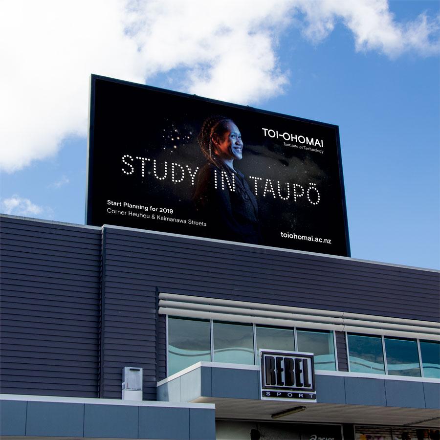 Digital Billboard, Digital Marketing, ninetyblack