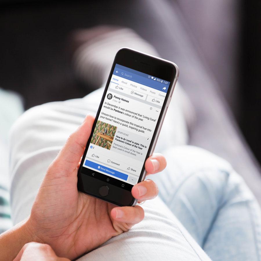 Social Media Marketing, Facebook, Digital Marketing, ninetyblack