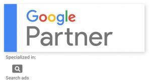 ninetyblack Google Ads Partner Badge